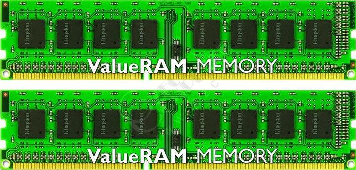 Kingston Value 4GB (2x2GB) DDR3 1333
