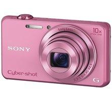 Sony Cybershot DSC-WX220, růžová - DSCWX220P.CE3