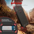 OUTXE Savage IP67 Voděodolná solární powerbank 10000mAh (EU Blister)