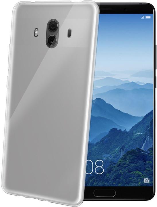 CELLY Gelskin TPU pouzdro pro Huawei Mate 10, bezbarvé