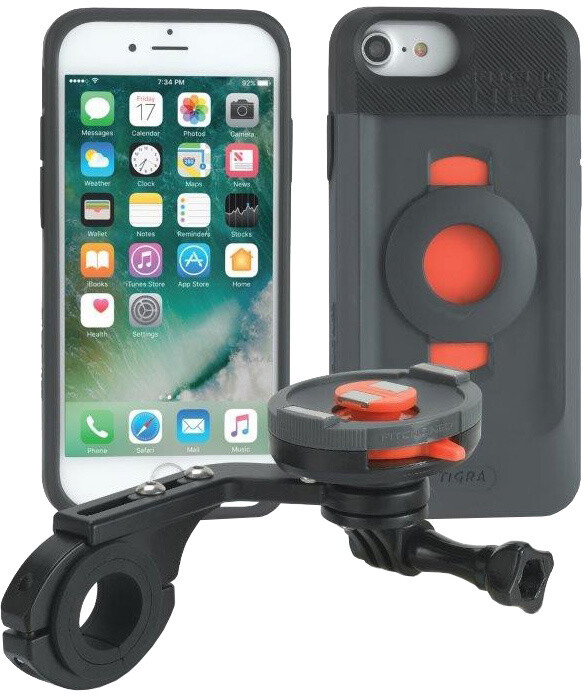 TigraSport FitClic Neo Bike Kit F - iPhone 6s/7/8