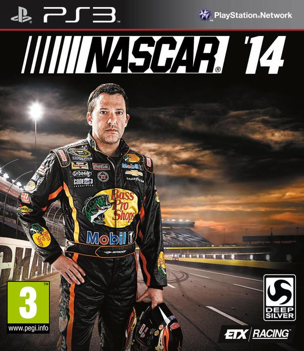 NASCAR 2014 - PS3