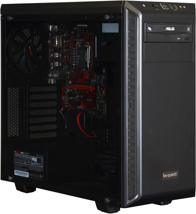 CZC konfigurovatelné PC GAMING - Core i5 (Kaby Lake)