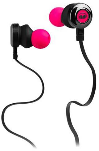 Monster Clarity HD, růžová