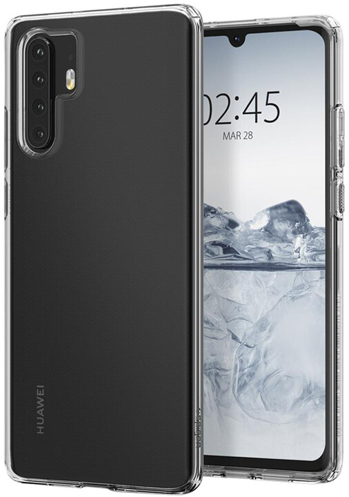 Spigen Liquid Crystal Huawei P30 Pro, čirý