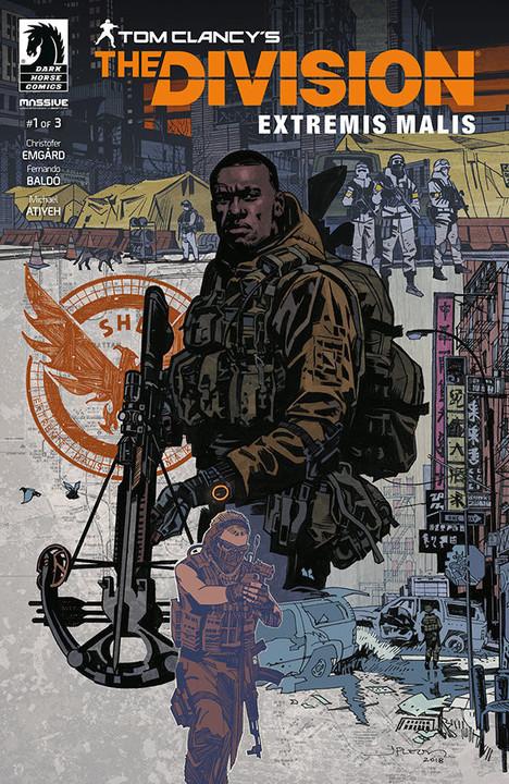 Komiks Tom Clancys The Division Extremis Malis #1 (EN)