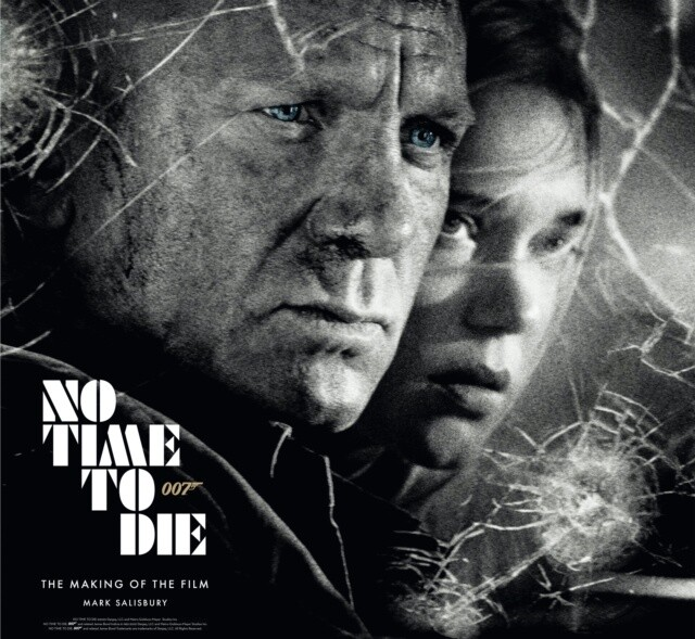 Kniha No Time To Die: The Making of the Film