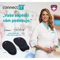 CONNECT IT CI-501 podložka pod myš se zápěstní opěrkou