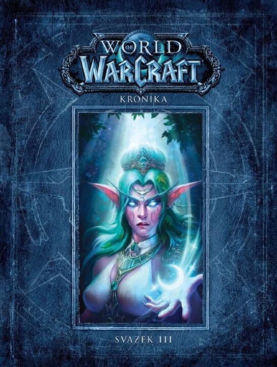 Komiks World of Warcraft: Kronika 3