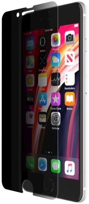 Belkin ochranné sklo SCREENFORCE InvisiGlass Ultra Privacy pro iPhone 6s/6/7/8/SE (2020)