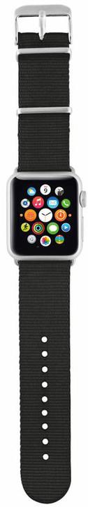 Trust náramek pro Apple Watch 42mm, černá