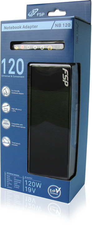 Fortron NB 120 CEC, 120W
