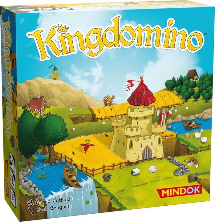 Desková hra Kingdomino