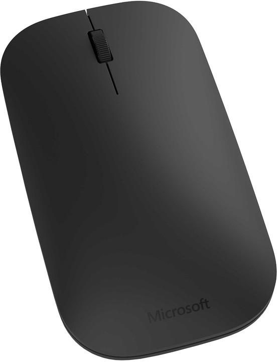 Microsoft Designer Mouse, černá