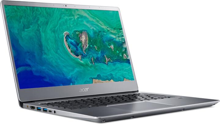 Acer Swift 3 (SF314-54-P6HK), stříbrná
