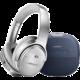 Bose QuietComfort 35 II, stříbrná + Bose SL Micro, modrá