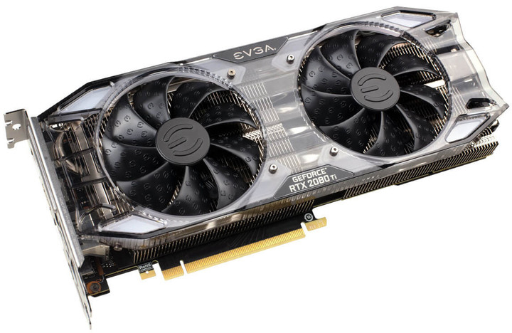 EVGA GeForce RTX 2080 Ti XC GAMING, 11GB GDDR6