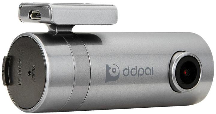DDPai Mini2+, kamera do auta