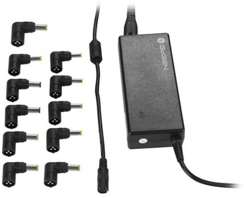 GoGEN univerzální AC Adaptér NTBAD 9011 UNI, černá