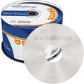 MediaRange DVD+R 4,7GB 16x, Spindle 50ks