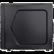 Thermaltake Versa H24, okno, černá