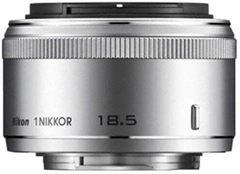 Nikon objektiv Nikkor 18,5mm f1.8 Silver