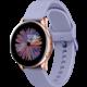 Samsung Galaxy Watch Active 2 40mm, Violet O2 TV Sport Pack na 3 měsíce (max. 1x na objednávku)