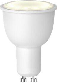 Swisstone chytrá žárovka SH350, E27, 4.5W, Wi-Fi, bílá