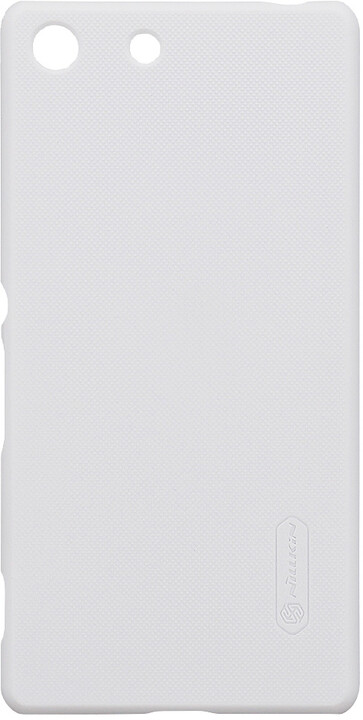 Nillkin Super Frosted Zadní Kryt White pro Sony E5603 Xperia M5