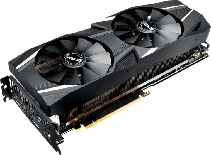 ASUS GeForce DUAL-RTX2070-A8G, 8GB GDDR6