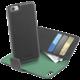 CellularLine COMBO 2v1, odnímatelný zadní kryt, pouzdro typu kniha pro Apple iPhone 7, černá