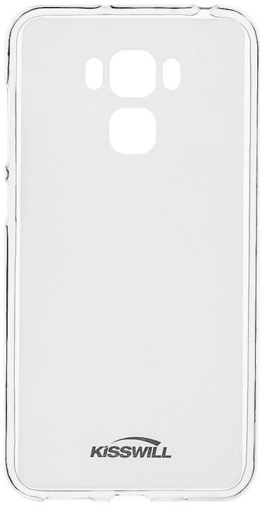 Kisswill TPU pouzdro pro Xiaomi Redmi Note 5A, transparentní
