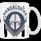 Hrnek Star Wars: The Mandalorian - Bounty Hunter, 315 ml