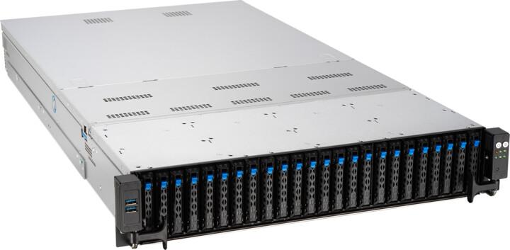 ASUS RS720A-E11-RS24U, EPYC Milan, 32xRAM, 2xM.2, 1600W, rack, 2U