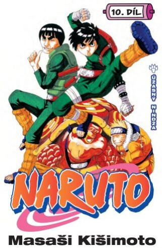 Komiks Naruto 10: Úžasný nindža