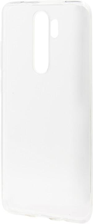 EPICO RONNY GLOSS CASE Xiaomi Redmi Note 8 PRO - transparentní - samostatně neprodejné