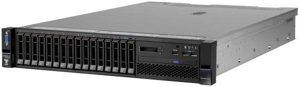 Lenovo System x TS x3650 M6 /E5-2620v4/16GB/bez HDD/1x750W/Rack