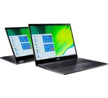 Acer Spin 5 (SP513-54N-55C7), šedá - NX.HQUEC.001