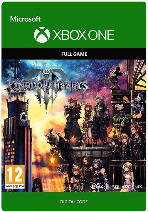 Kingdom Hearts III (Xbox ONE) - elektronicky