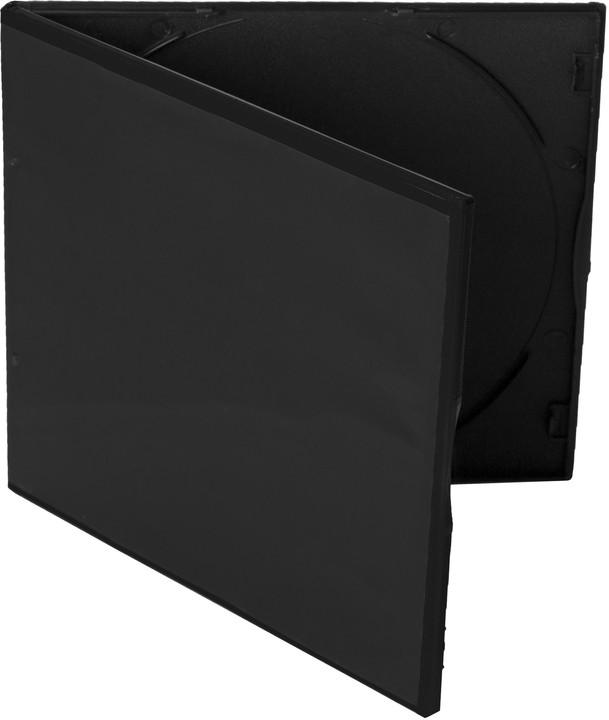 Cover It 1 VCD 5,2mm slim černý 10ks/bal
