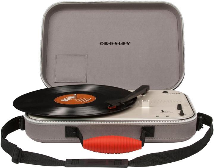 Crosley Messenger, šedá