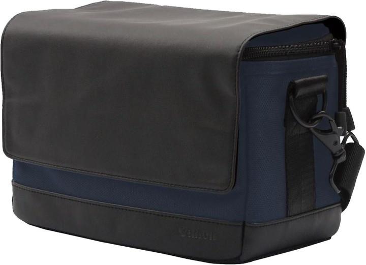 Canon SB100 textile bag shoulder, modrá