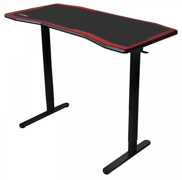 Nitro Concepts D16M, černý/červený