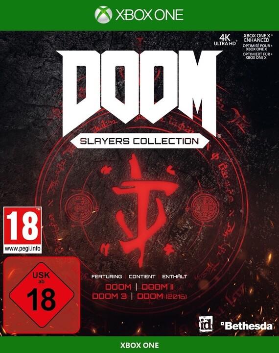 DOOM - Slayers Collection (Xbox ONE)