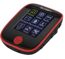 GoGEN MXM 421, 4GB, černá/červená - GOGMXM421GB4BTBR