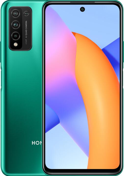 Honor 10X Lite, 4GB/128GB, Emerald Green