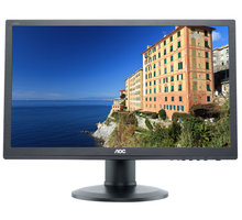 AOC e2460Pda - LED monitor 24""