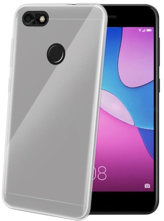CELLY Gelskin TPU pouzdro pro Huawei P9 Lite Mini / Y6 Pro, bezbarvé