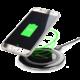 CellularLine WIRELESSPAD bezdrátová nabíječka, Qi standard, černá