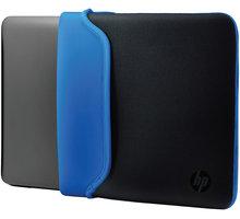 "HP 14"" Pouzdro Neoprene Sleeve černá / modrá - V5C27AA"